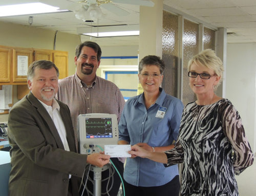 LCHD purchases new Telemetry System and Mobile Vital Signs Units
